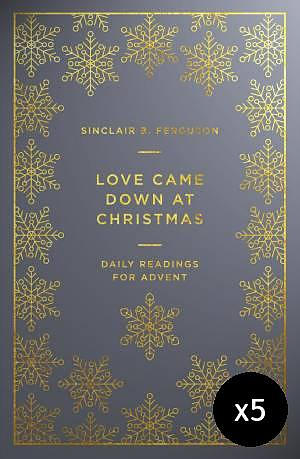 Love Came Down At Christmas.Love Came Down At Christmas Pack Of 5