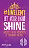 Live Lent: Let Your Light Shine -  Pack of 50