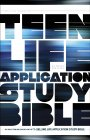 NLT Teen Life Application Study Bible: Hardback