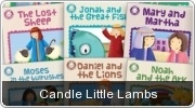 Banner: Candle Little Lambs Value Pack