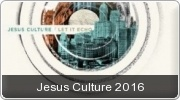 Banner: Let It Echo - Jesus Culture 2016