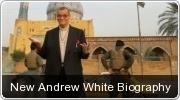 Banner: My Journey So Far by Andrew White