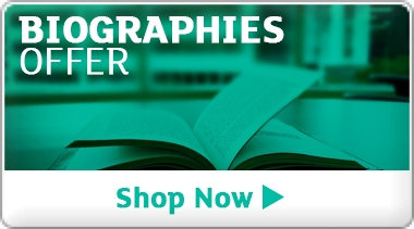 Banner: Biographies Offer - Save up to