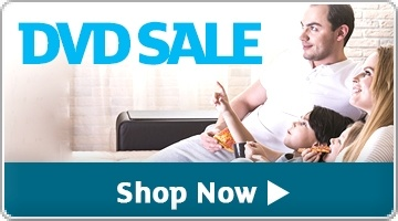 Banner: DVD Sale - Save up to 60%