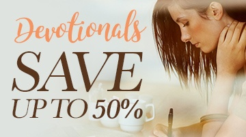 Banner: Devotionals - Save Up to 50%