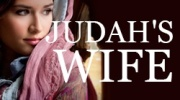 Banner: Judahs Wife by Angela Hunt