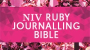 Banner: NIV Ruby Journalling Bible