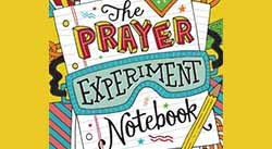 Banner: The Prayer Experiment Notebook