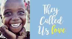 Banner: They Called Us Love - the story of April Holden