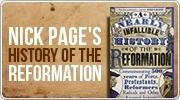 Banner: A Nearly Infallible History of the Reformation by Nick Page
