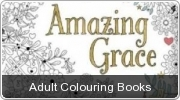 Banner: Inspirational Adult Colouring Books