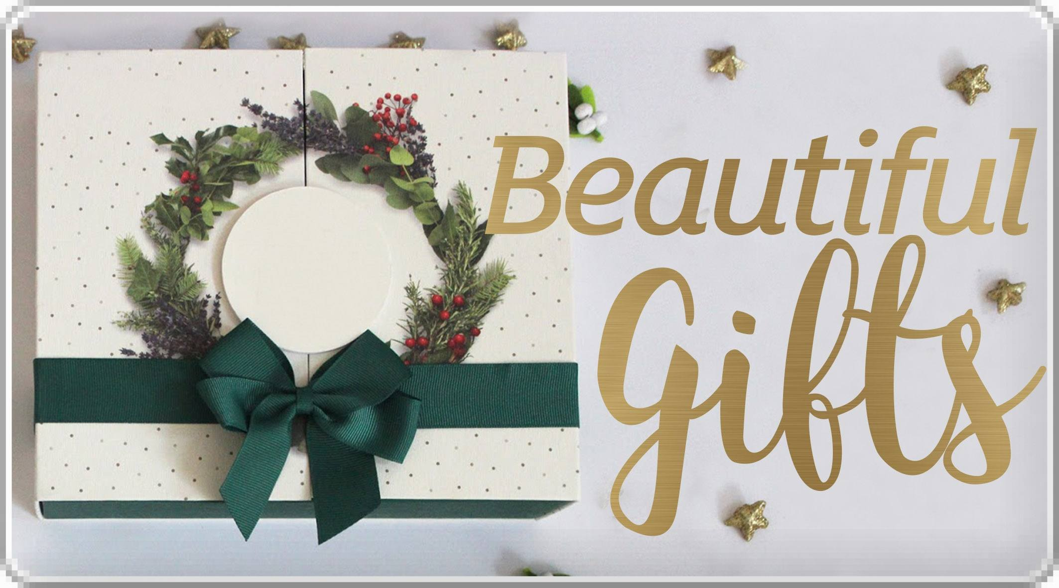 Banner: Beautiful Christian Gifts for Christmas
