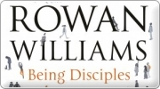 Banner: Being Disciples from Rowan Williams