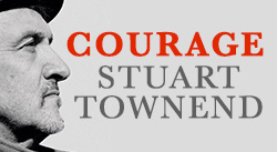 Banner: Courage by Stuart Townend