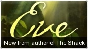 Banner: Eve by WM Paul Young - Author of The Shack