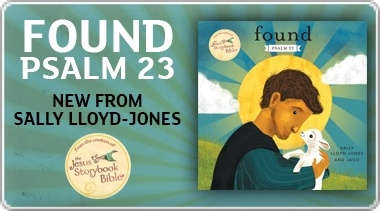 Banner: Sally Lloyd-Jones - Boardbook on Psalm 23