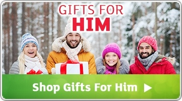 Banner: Gifts for Him