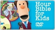 Banner: 1-Hour Bible for Kids DVD
