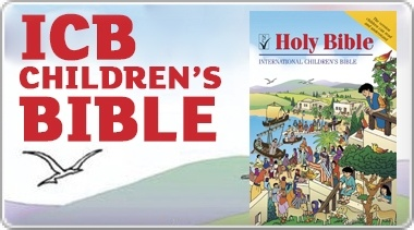 Banner: ICB Childrens Bible
