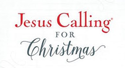 Banner: Jesus Calling for Christmas by Sarah Young