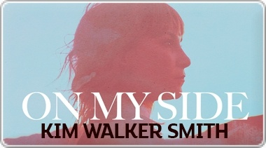 Banner: Kim Walker-Smiths CD - On My Side