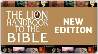 Banner: Lion Handbook to the Bible 5th Edition