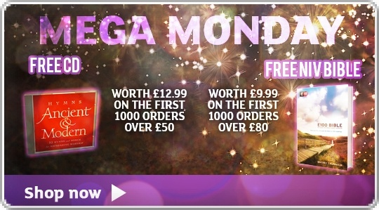 Banner: Mega Monday Offers from Eden
