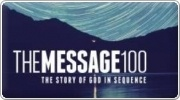 Banner: The Message 100 Devotional Bible