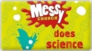 Banner: Messy Church Does Science