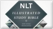 Banner: NLT Illustrated Study Bible