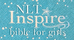 Banner: NLT Inspire Bible for Girls
