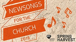 Banner: New Songs for the Church 2018