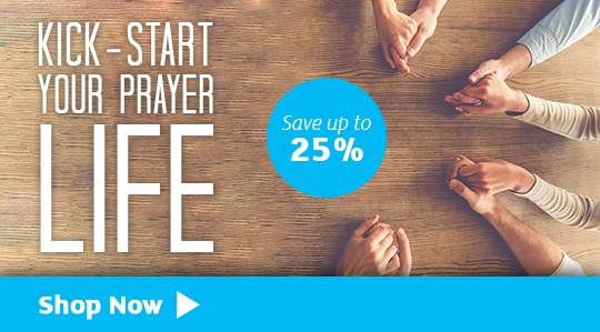 Prayer Offers Save up to 25%