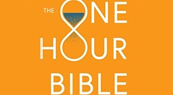 Banner: The One Hour Bible - From Adam to Apocalypse in sixty minutes