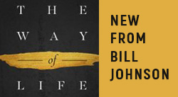 Banner: The Way Of Life by Bill Johnson