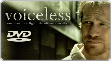 Banner: Voiceless DVD