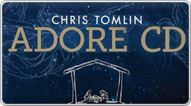 Banner: Chris Tomlins Adore CD