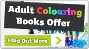 Banner: Adult Colouring Book Offer