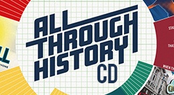 Banner: All Through History CD by Nick & Becky Drake
