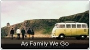 Banner: Rend Collectives As Family We Go