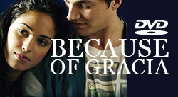 Banner: Because of Gracia DVD