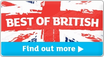 Banner: Best of British Offer