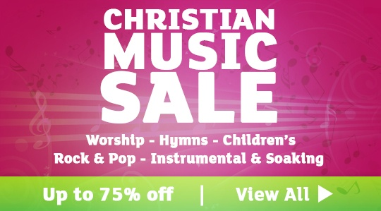 Christian Music Sale - Save up to 75%