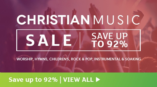 Christian Music Sale