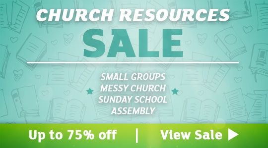 Church Resources Sale - Save up to 75%