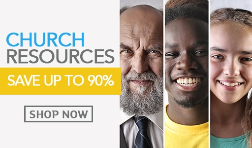 Save up to 90% of Church Resources