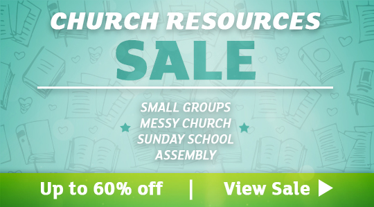 Church Resources Sale - Save up to 60%