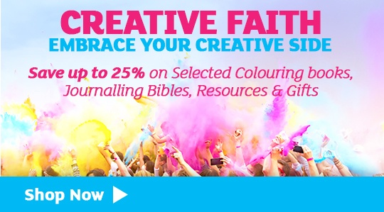 Creative Faith Offer - Save up to 25%