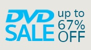 Banner: DVD Sale - Save up to 67%