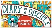 Banner: Activity book from Diary of a Disciple